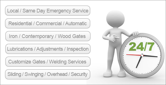 Gate Repair Encino CA